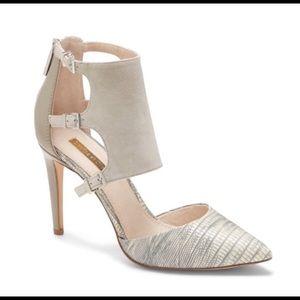 NWOB Gorgeous leather heels